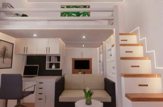 Лучшие идеи для экономии места в квартире