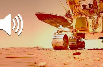 Китайский марсоход поделился видео с поверхности Марса со звуком
