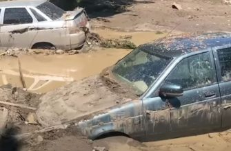 Что стало с городом Ялта после наводнения