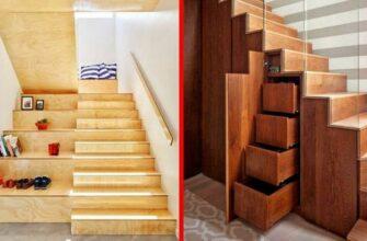 Умная мебель-трансформер для экономии места в квартире
