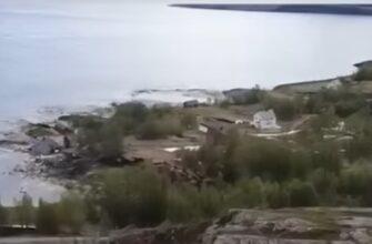 Когда купил дом на берегу у моря, и вот что стало...