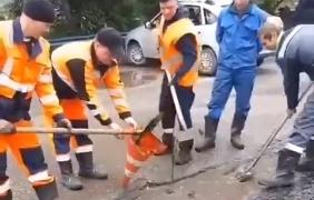 Новейшие технологии в ремонте дорог