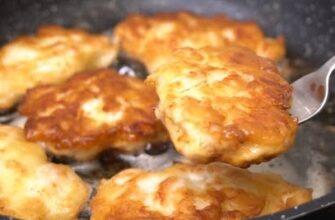 Оладьи из куриного мяса, вкусные, аппетитные и полезные