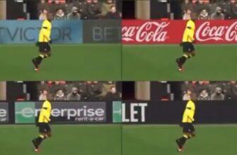 Почему у разных каналов разный рекламный стенд во время матча по футболу