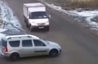 Самая смешная авария в России