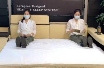 Универсальная мебель для спальной комнаты (Видео)