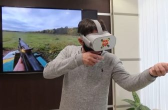 В Военкоматах начали использовать шлемы виртуальной реальности