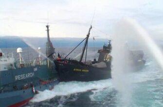 10 самых опасных аварий с большими кораблями