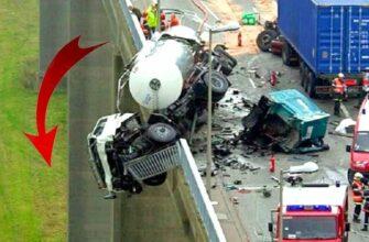 Крупные аварии в порту, на дорогах и в воздухе