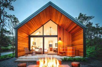 Самые маленькие дома для комфортной жизни