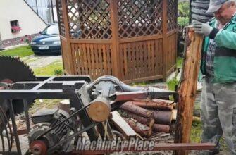 Самодельные дровоколы которые облегчают ручную колку дров