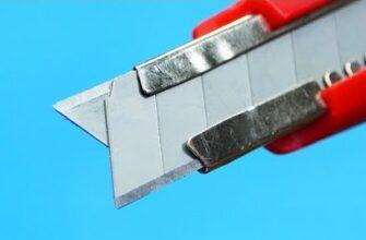 Такую функцию канцелярского ножа наверняка никто не знает. Полезные советы