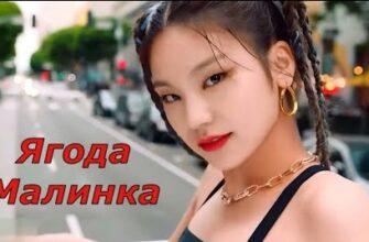 Ягода малинка / Хабиб - Веселая танцевальная песенка
