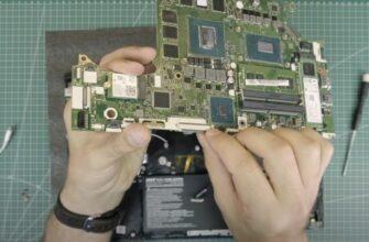 Acer Nitro 5 не включается не заряжается