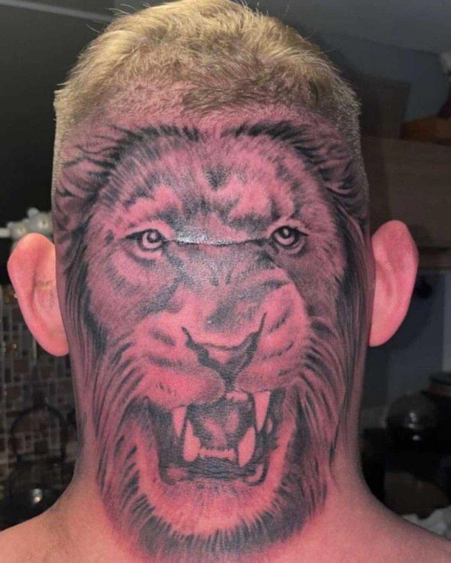 Самые отвратительные татуировки (29 фото)
