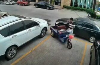 Что делать если заблокировали выезд с парковки
