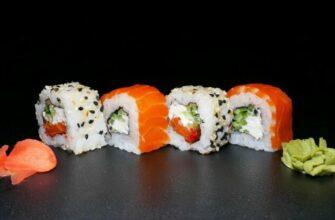 Что станет с суши за 10 дней?