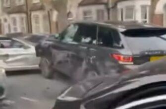 Как угоняют машины в Великобритании?