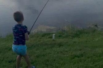 Рыбалка мальчика могла закончится трагедией